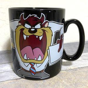 Tasmanian Devil Warner Bros Businessman Mug